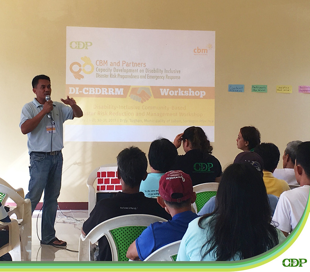Barangay Captain Noel Nava inspired his constituents to work together for the safety and resilience of their community, Barangay Tughan.