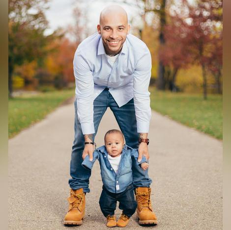 #12: Black Fatherhood - Keith Tate