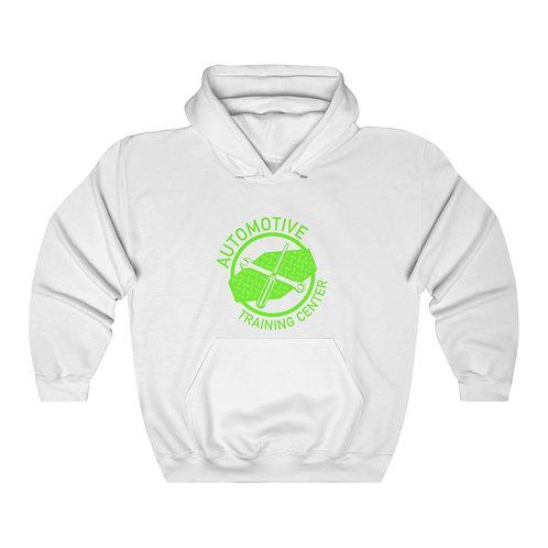 Hoodie - Green Logo