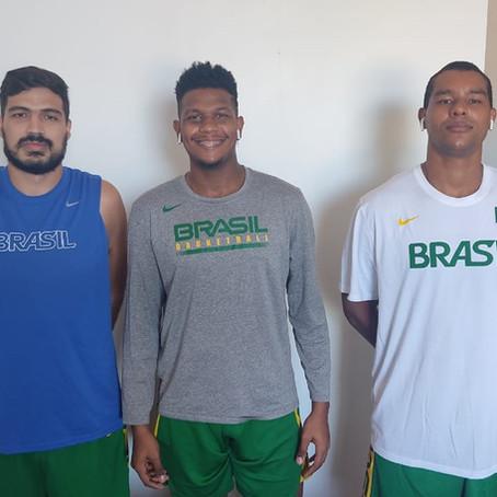 São Paulo DC tem dois atletas confirmados no Pré-olímpico da Áustria