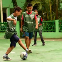 Projeto Mais Esporte na Leste