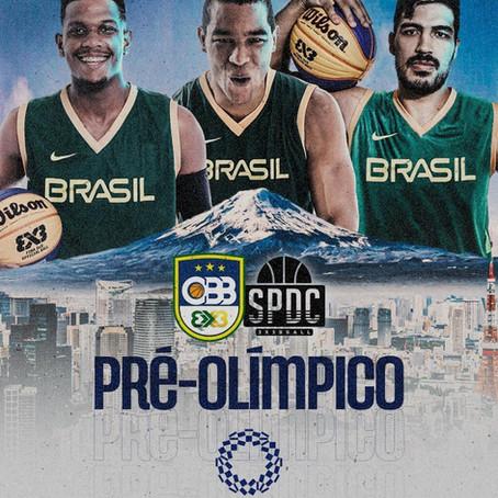 Três jogadores do São Paulo DC são convocados para Seleção Brasileira de Basquete 3x3