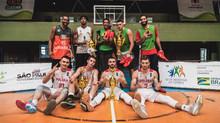Encerramos o ano com uma participação mais que especial na Supercopa de Basquete 3x3