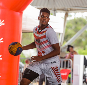 OPINIÃO: Luiz Felipe - Seleção Brasileira de Basquete 3x3