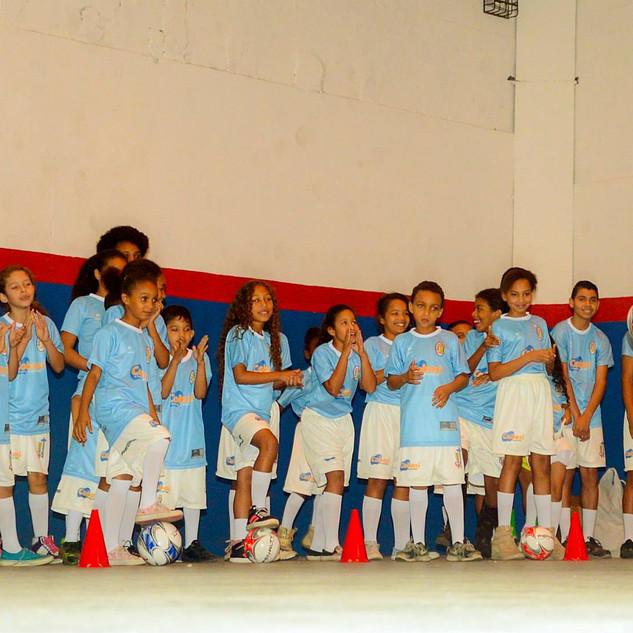 Projeto Cidadania e Esporte