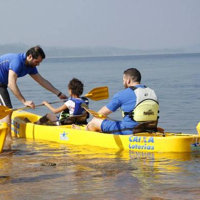Projeto Canoagem Solidária