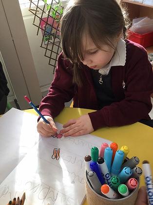 Amelia writing.jpg