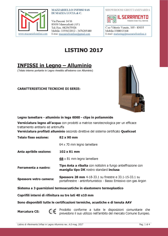 04_Listino LEGNO ALLUMINIO_MAZZARIELLO_A4F_Pagina_1