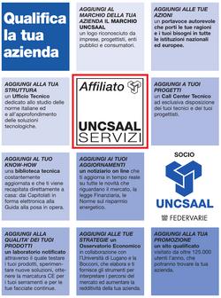 AFFILIATO UNCSAAL