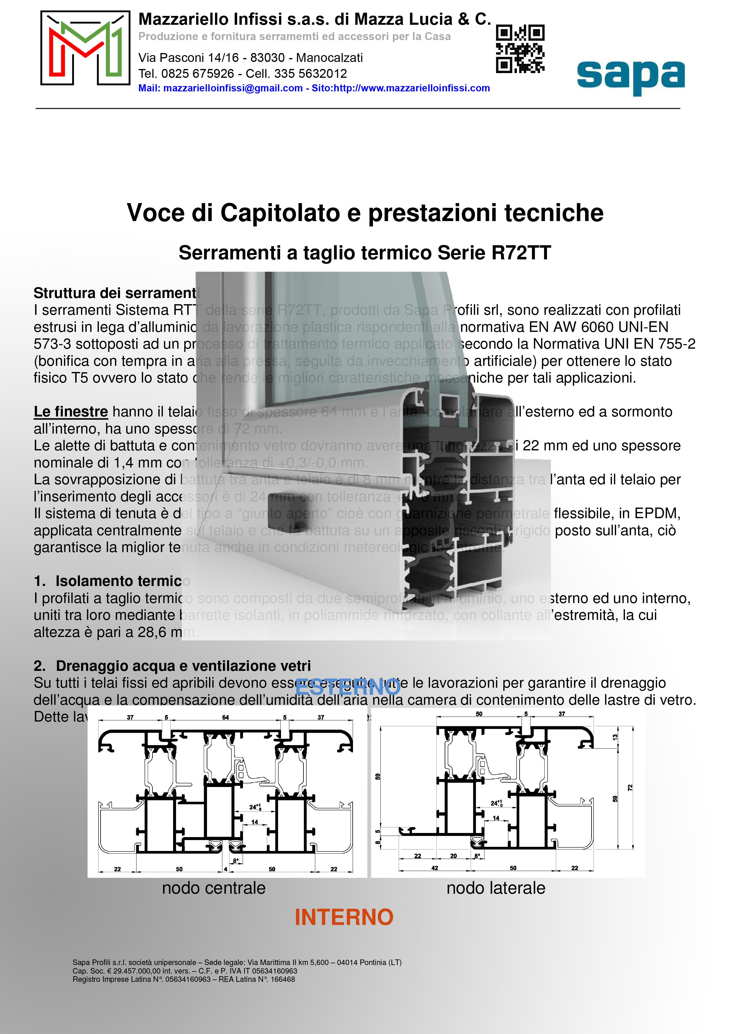 Capitolato-R72TT-Mazza