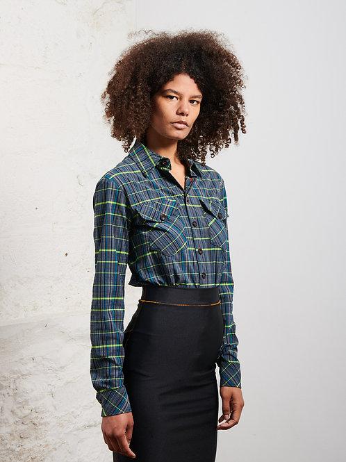 La chemise manches longues 'MYRIAM' by XULY.Bët