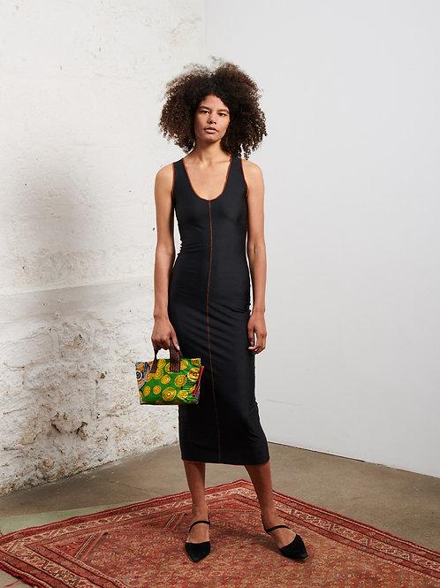 La robe midi sans-manches 'ICONIC' by XULY.Bët