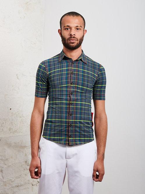 La chemise manches courtes 'MYRIAM' by XULY.Bët