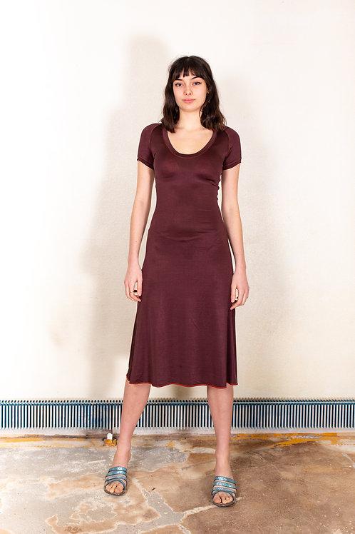 La robe midi évasée 'ICONIC' by XULY.Bët