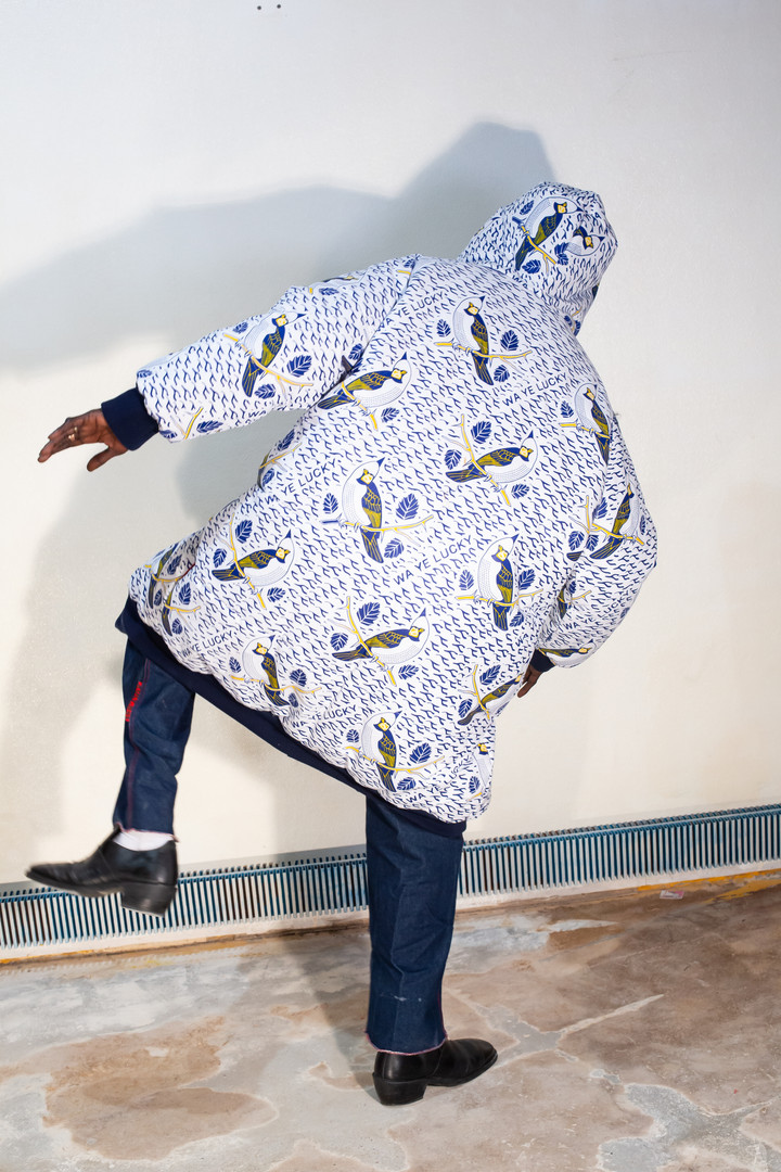 XULY.Bët 09_09_19 Collection, styled by Azza Yousif, shot by Fatoumata Diabaté, Paris, 2019