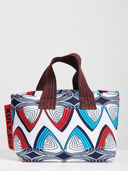 Le mini tote bag 'BAMAKO' by XULY.Bët