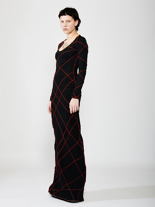 La robe surpiquée 'ICONIC' by XULY.Bët