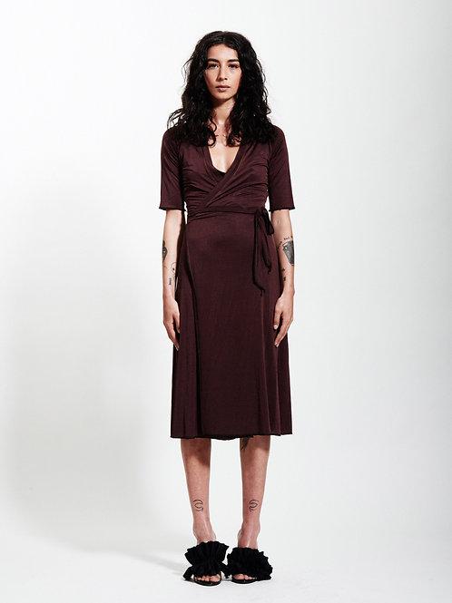 La robe porte-feuille 'ICONIC' by XULY.Bët