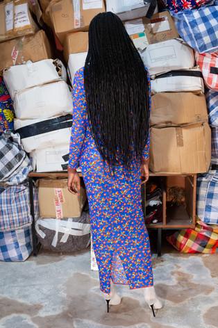 XULY.Bët 09_09_19 Collection, styled by Azza Yousif, shot by Fatoumata Diabaté, Paris, 2019.