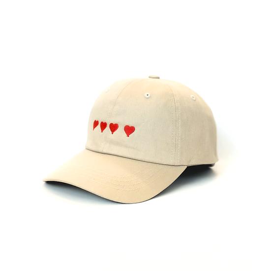 Basic Cap beige