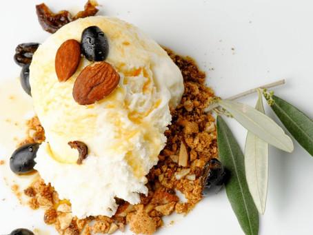 Almond Ice Cream for Guilt-Free Bliss