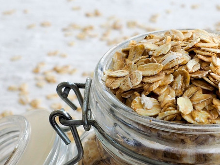 WHY ARE OATS BEST FOR YOU?