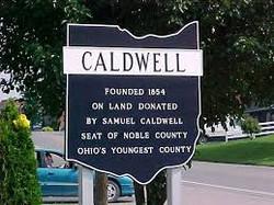 Caldwell, Ohio