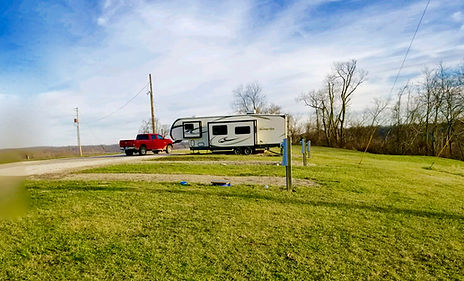Campground, RV, Campsite