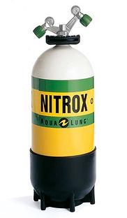 Nitrox diving Mauritius