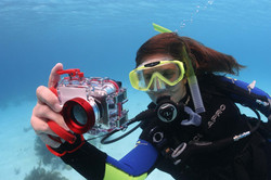 Photography diving course
