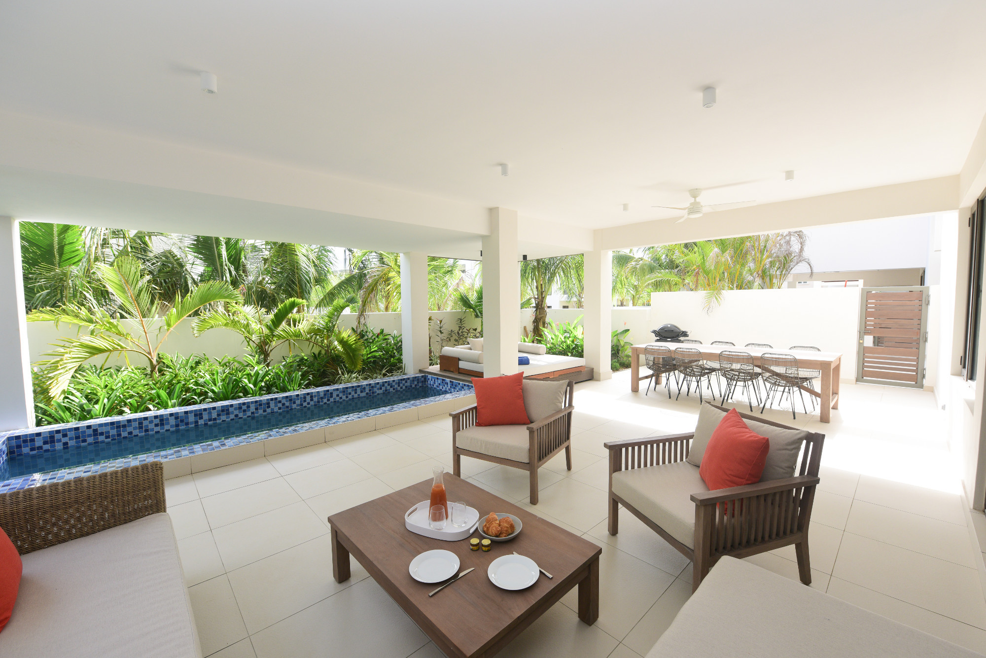 Holiday Mauritius island