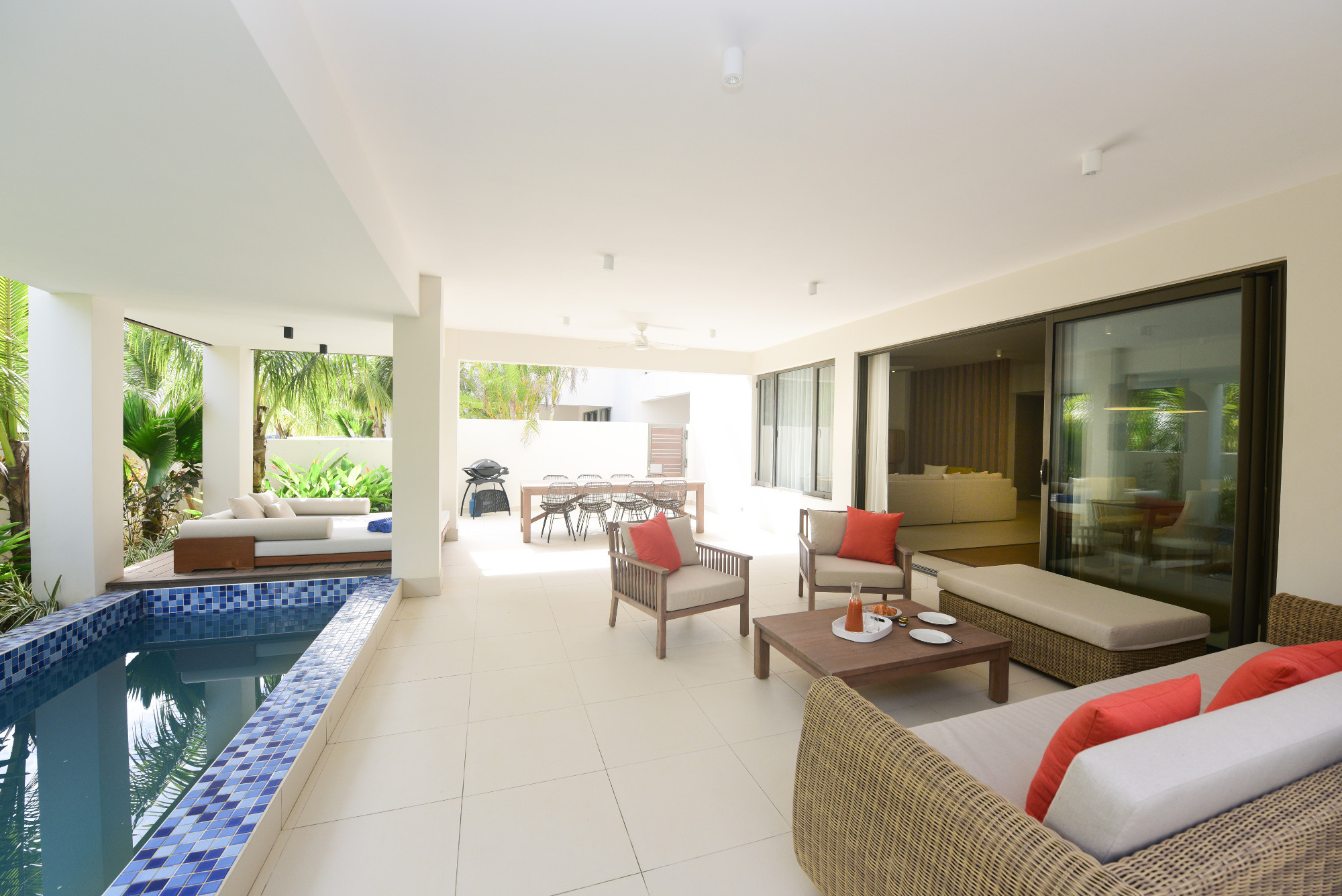 Villa for rent Mauritius