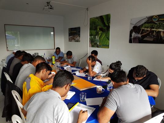 Aquaponcis Mauritius courses