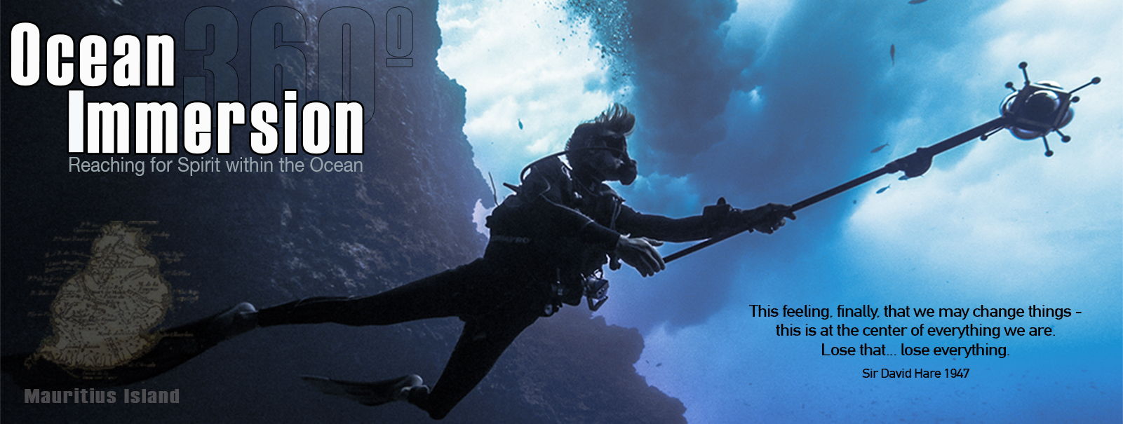 Cover photo Ocean Immersion