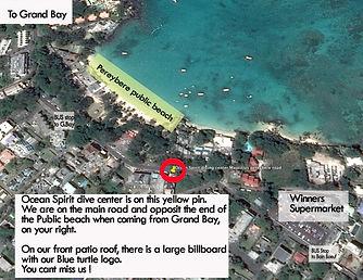 Ocean Spirit diving center Pereybere Mauritius