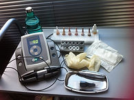 material para realizar micropigmentación de areolas de mama