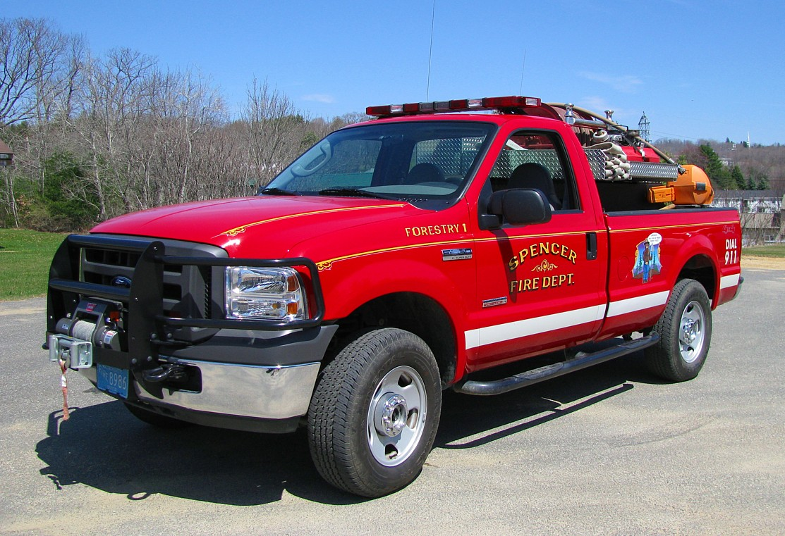 SFD Forestry 1 2005 Ford