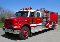 SFD Engine 4 1995 International