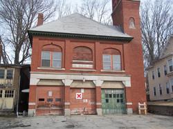 Cherry St Station 1900's