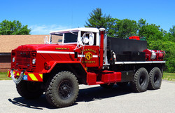 SFD Forestry 3 1986 AM General