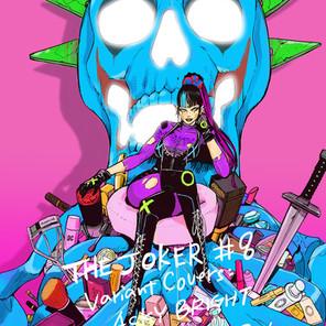 """I Drew a Variant Cover of """"The Joker"""""""