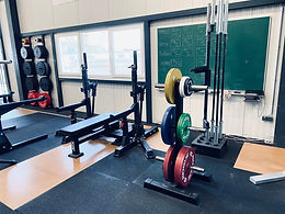 IPF approved Combo Racks