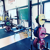 IPF approved Competition Racks