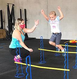 Fitness für Kids