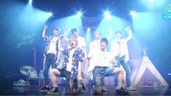 2016년 6월 30일 V LIVE 아스트로 -ASTRO 'Summer Vibes' COUNTDOWN LIVE-