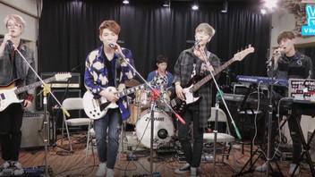 2016년 3월 29일 NAVER V 데이식스 -DAY6 Rehearsal Studio Live-