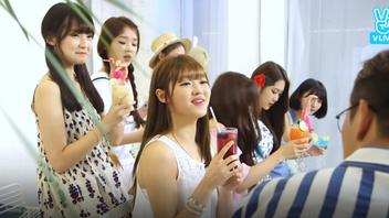 """2016년 7월 31일 V LIVE 오마이걸 -OH MY GIRL SUMMER PARTY """"내 얘길 들어봐""""-"""