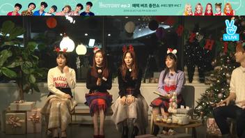 2016년 12월 20일 V LIVE VICTORY ep.2 매력 버프 충전소 #레드벨벳 #NCT