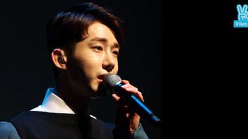 """2016년 2월 15일 NAVER V 조권 -JO KWON COMEBACK LIVE – """"Crosswalk""""-"""