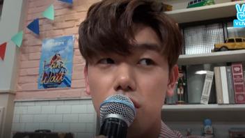 2016년 7월 14일 에릭남 -Cool Summer, Hot ERIC NAM!-음